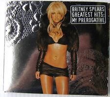 Britney Spears Greatest Hits: My Prerogative 2 CD set digipak 2004 Jive