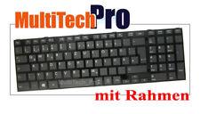 DE Tastatur Toshiba Satellite L50 A L50A L50-A-10Q S50A S50 S50D S50T mit Rahmen
