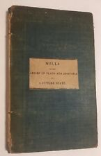 Rare 1828 book re Jewish & Christian beliefs about the afterlife