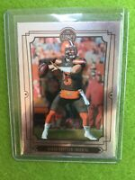BAKER MAYFIELD JERSEY #6 CARD CLEVELAND BROWNS SP Panini Legacy Chrome Silver SP