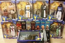 NEW MONTY PYTHON AND THE HOLY GRAIL 12INCH COMPLETE COLLECTION OF SIDEWSHOW TOYS