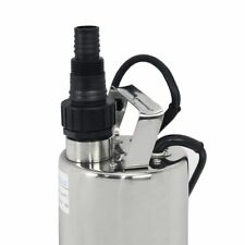 1HP 900w Stainless Submersible Sump Pump Drain Suction Flooding emergency new