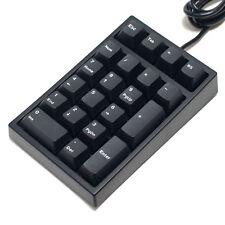 Leopold FC210TP PD Mechanical Tenkeypad  Numpad Cherry MX Brown PBT Black