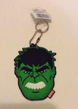 The Hulk Keychain / Rubber Ring Key Marvel Avengers NEW