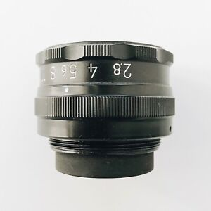 Nikon EL-Nikkor 50mm f2.8 enlarging lens