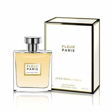Jean Marc Paris Fleur Paris Eau de Parfum Spray 100ml 3.4 oz New