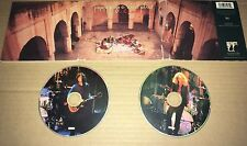 Led Zeppelin JIMMY PAGE & ROBERT PLANT Gallows Pole RARE TRX PICTURE DISC 2 CD