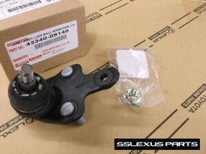 Lexus RX350 RX450H (2010-2017) (NAP) OEM LH Driver Side LOWER BALL JOINT