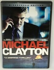 Michael Clayton George Clooney Widescreen Edition DVD 2007