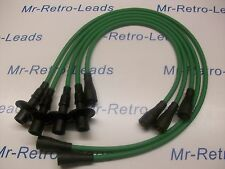 GREEN 8MM PERFORMANCE IGNITION LEADS WILL FIT. VW BEETLE & T2 1968-1979 QUALITY