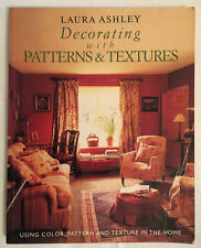 Laura Ashley Decorating with Patterns and Textures Joanna Copestick Jan Struther