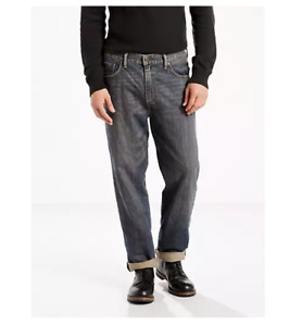 Levi's Men's Big and Tall 550 Relaxed Fit Jean Range 54W x 32L, 015502765 New