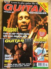 Guitar Techniques magazine and CD December 1997