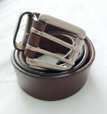 """L.L.Bean men's brown leather belt 36"""" perfect condition"""