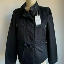 COUNTRY ROAD : SZ S,M,L,XL UTILITY POCKET COAT JACKET 10,12,14,16 [CR LOVE]