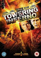 THE TOWERING INFERNO (1974) Region 4 [DVD] Steve McQueen Paul Newman
