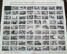 O) 2017 BANGLADESH, WAR CRIMES BY PAKISTAN ARMY AND THEIR COLLABORATOR 1971 -GEN