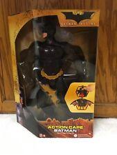 Batman Begins Action Cape Batman Figure