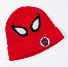 Baby Gap Junk Food Collection Spiderman Beanie Hat Size S/M (2T-3T) NEW