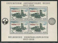 Belgium, 1958, Scott #B605a Mint, NH, VF, Belgian South Pole Expedition