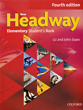 Oxford NEW HEADWAY Elementary FOURTH 4th ED Student's Book 9780194770019 @NEW@