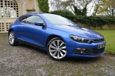 Scirocco Coupe 50,000 to 74,999 miles Vehicle Mileage Cars