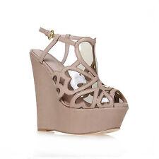 """Kurt Geiger Women's Wedge Very High Heel (greater than 4.5"""") Shoes"""