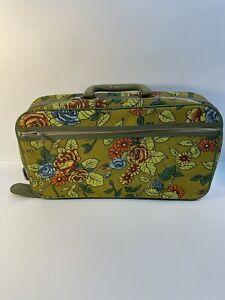 "Vintage Bantam Travelware Division of Peter's Bag Corp. Retro 60's Hippie 16"""