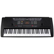 32055  - FunKey 61 clavier - Clavier inclus adaptateur y support notes noir