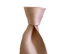 Industrie Pink Silk Skinny Tie
