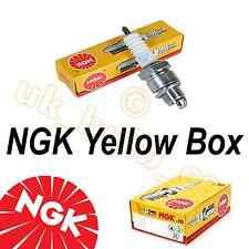Apache RLX 100cc 2-stroke quad bike NGK Spark Plug Yellow Box BR8HSA 5539 1 Plug