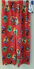 STAR WARS Clone Wars Lounge Pants Pajamas Size 4/5