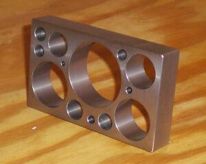 Arbor Press Tool  - Handy Repair Tool  -  Tooling Block from Chrome Alloy Steel