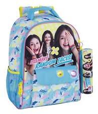 Disney soy Luna mochila escolar con estuches bolso de escuela