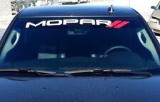 MOPAR Decal Window Vinyl Sticker For Dodge Ram Daytona Charger Hemi Trucks