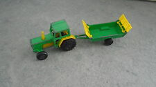tracteur majorette rail route lot serie 300 made in france  mif