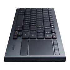 Logitech 920-007182 K830 Illuminated Keyboard - Black