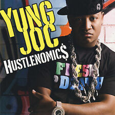 Hustlenomics [Clean] [Edited] by Yung Joc (CD, Aug-2007, Bad Boy) NEW