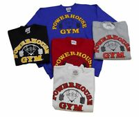 Powerhouse Gym Sweatshirt- New