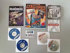 Coffret Action : Metal Gear Solid et Starlancer PC FR Big Box Boite Carton