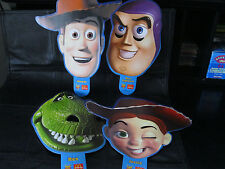 "Toy Story  ""McDonald's Mask Set Of Four""  Dated 2000"