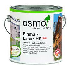 OSMO Einmal- Lasur HS plus 2,5 L 9232  Mahagoni