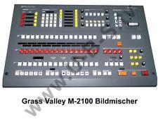 Grass Valley m-2100 - digital Master Control System-imagen mezclador SDI