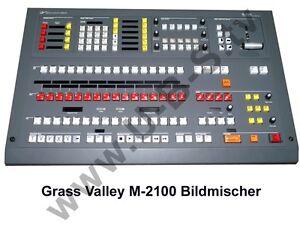 Grass Valley M-2100 - Digital Master Control System - Bildmischer SDI