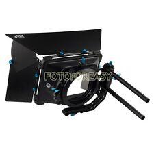 FOTGA DP3000 Professionnel Pliante Matte Box Parasol for 15mm Rod DSLR Rig M3
