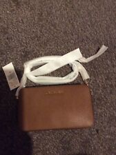 Michael Kors Jet Set Travel Satchel In Brown, New With Tags