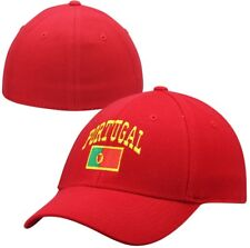 Portugal World Cup Olympics 1Fit Flex Hat - Red ***NEW***GREAT Gift !!!!