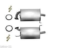 For 2003 Acura CL Muffler Right API 52598YP 3.2L V6 Type-S