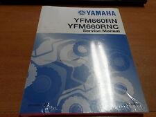 yamaha yfm660rn 2004 factory service repair manual