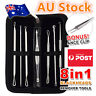 7Pcs Blackhead Whitehead Pimple Spot Comedone Extractor Remover Popper Tool n8